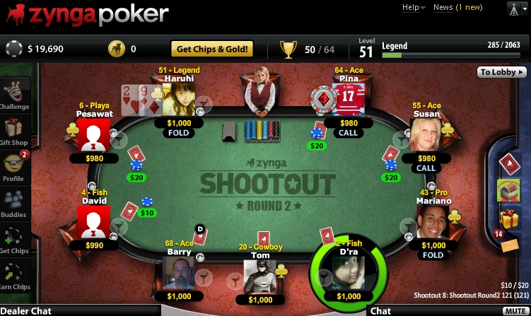 Cheat texas holdem poker di facebook chips